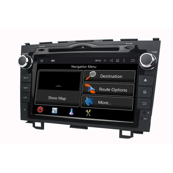 Android 6.0 PX5 car DVD for Honda CRV