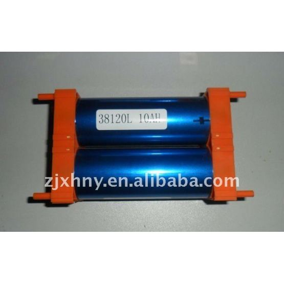 LiFePO4 38120L lithium battery for electric vehicle