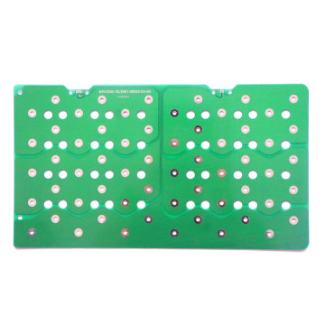 Hybrid vehicles printed circuit board