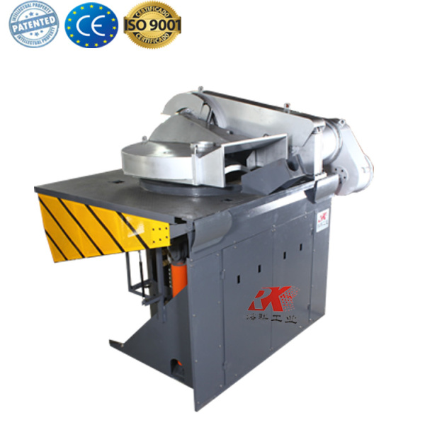 Stainless steel melting intermediate frequency furnace