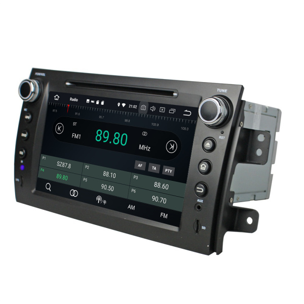 car audio multimedia system for SX4 2006-2012