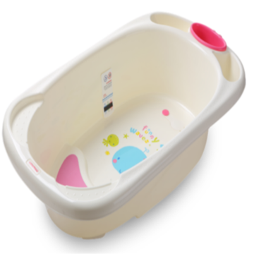 Safety Infant Large Plastic Bath Tub Big Size