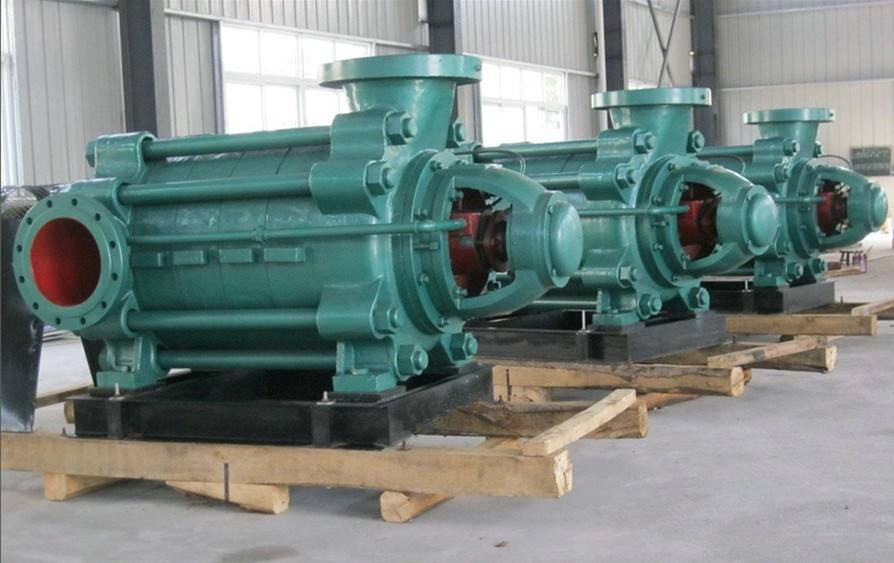 D type explosion-proof horizontal multistage pump 5
