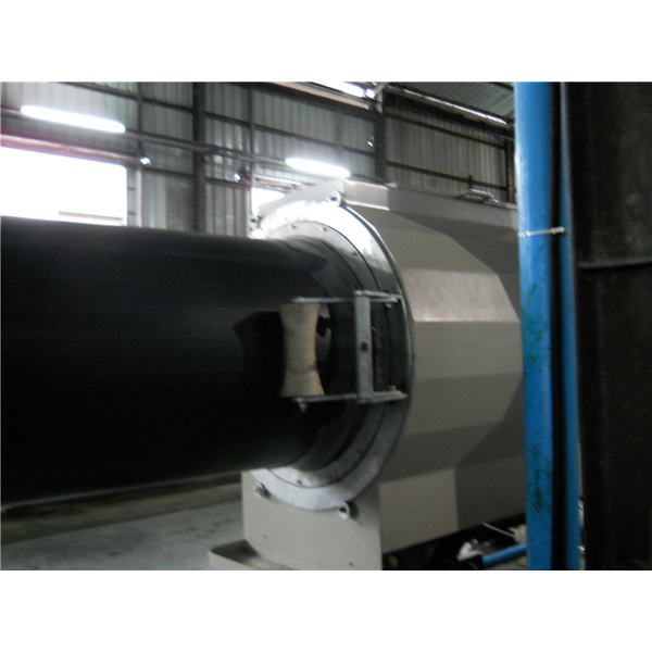 200-800MM HDPE water gas pipe extrusion making machine