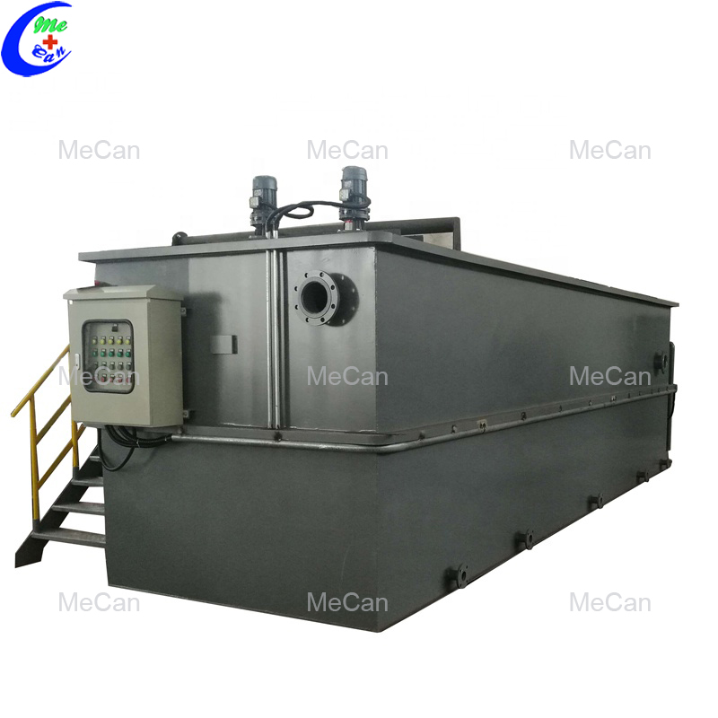 water treatment equipment plant