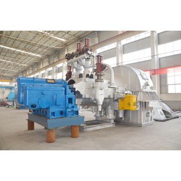 Extracting Condensing Steam Turbine from QNP