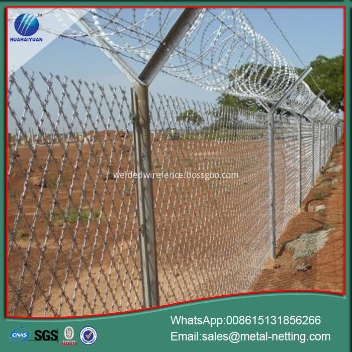 Razor Wire Welded Fence