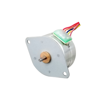 3D Printer Stepper Motor, Micro PM Stepper Motor for Electronic Scale and Printer, 10BY15 Micro Stepper Motor Customizable