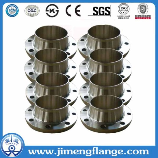 ASME B16.5 A105 WELDING NECK STEEL FORGED FLANGE