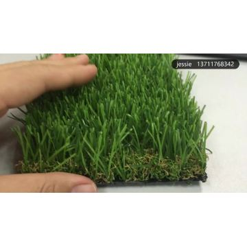 durable artificial turf landscape