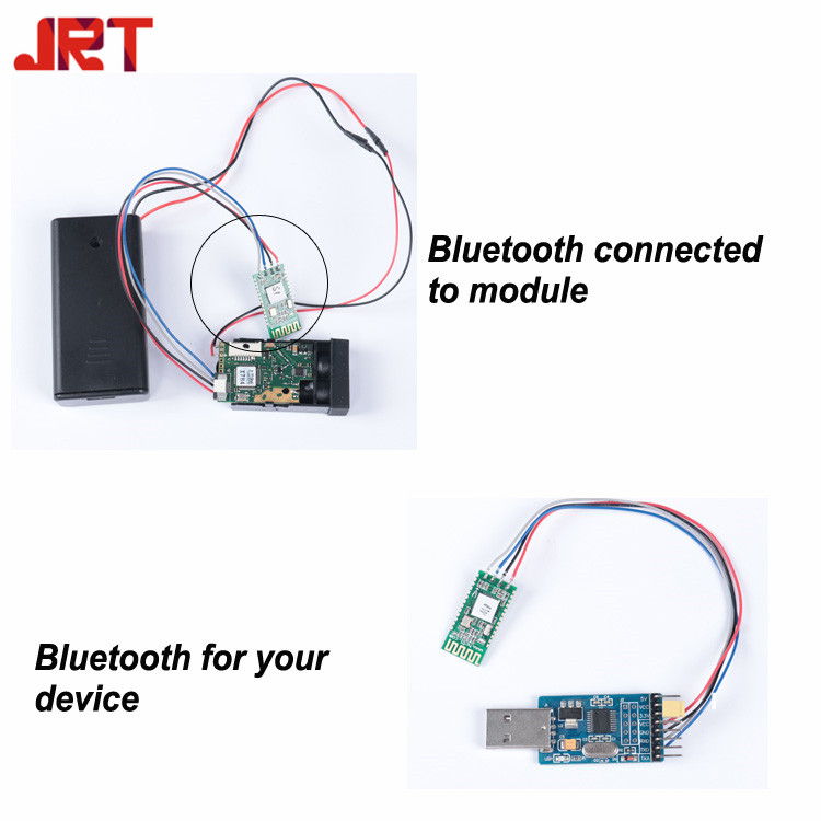 laser distance module with bluetooth.