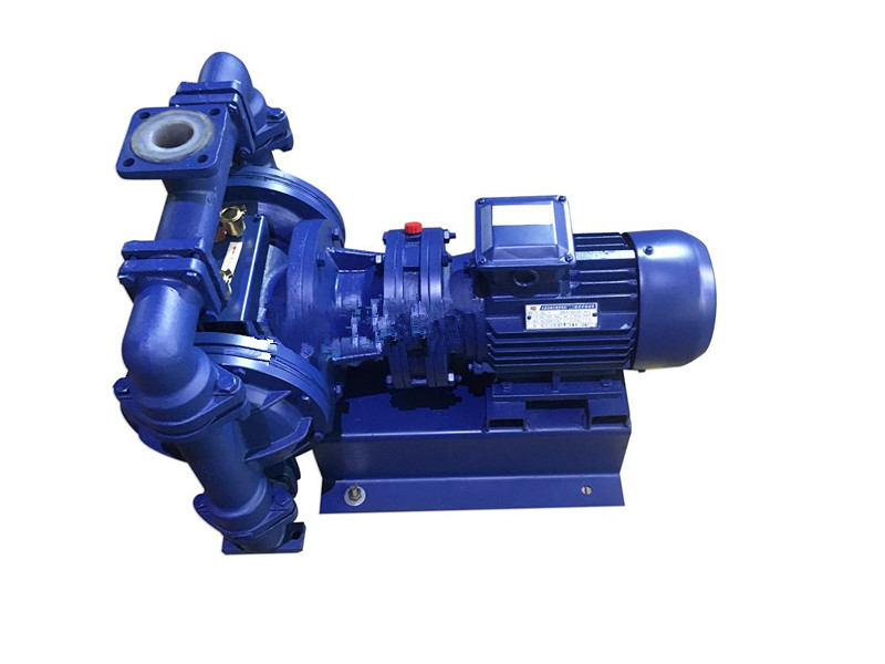 QBYC-F46 lining fluorine pneumatic diaphragm pump lining fluorine electric diaphragm pump 40