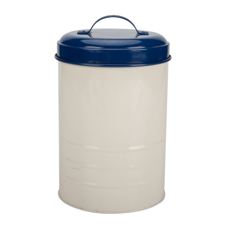 Kitchen food storage canister