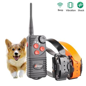 Aetertek AT-216D-2 remote dog trainer