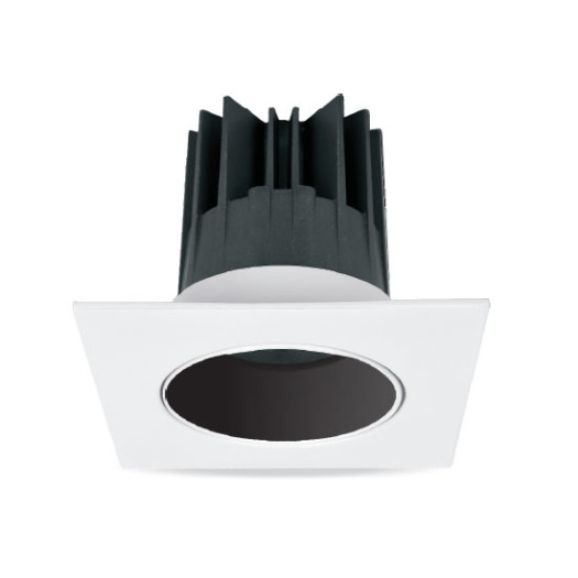 Square Commercial 7W LED Downlight