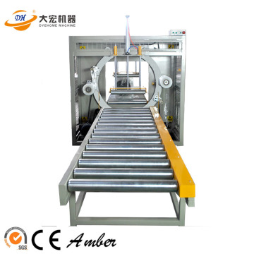 Cabinet PE Film Orbital Horizontal Wrapping Machine