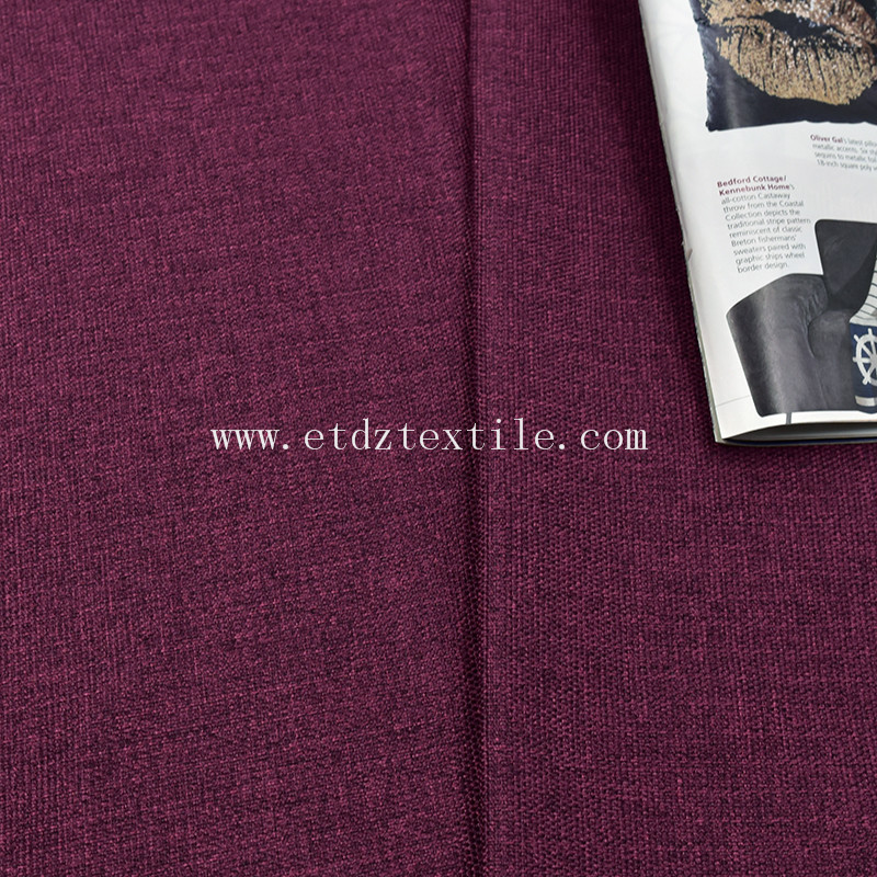Hot design good quality upholstery furnishing fabric for sofa