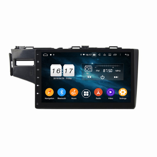 FIT 2014-2015 car multimedia android 9.0
