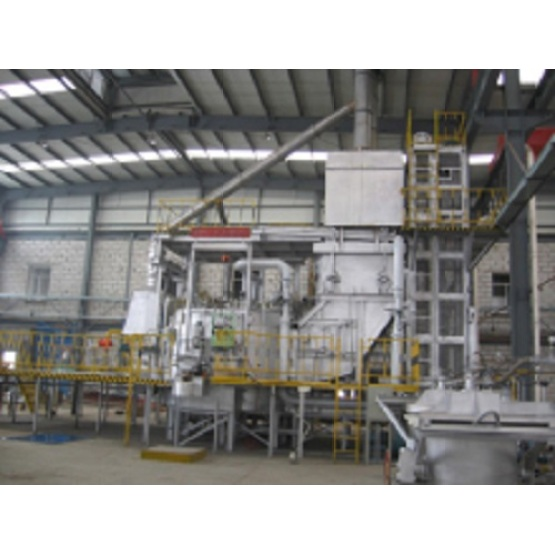 Aluminum Alloy Rapid Centralized Melting Furnace