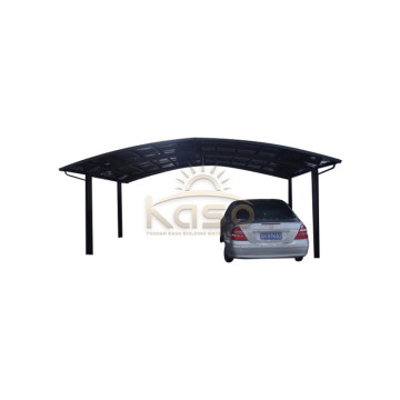 Rounded Roof Frame Part Replacement Metal Carport