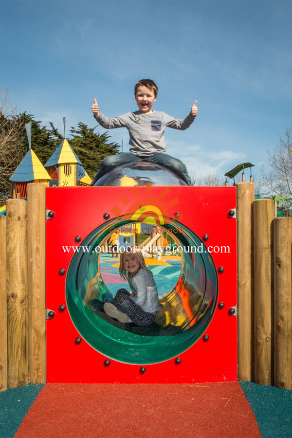 toddler tunnel park playground for school