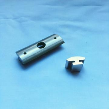 Stainless steel parts CNC machining mount base