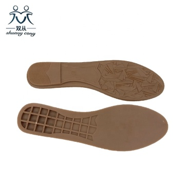 TPR Outsole for Flats Sandals Sole