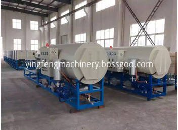 sss pp spunbond fabric making machine