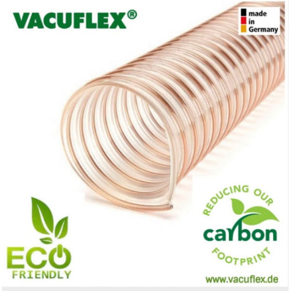 VACUFLEX Woodworking Machine Hose Dust Collection