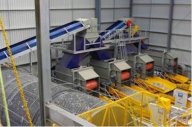 Wate Paper Production Line