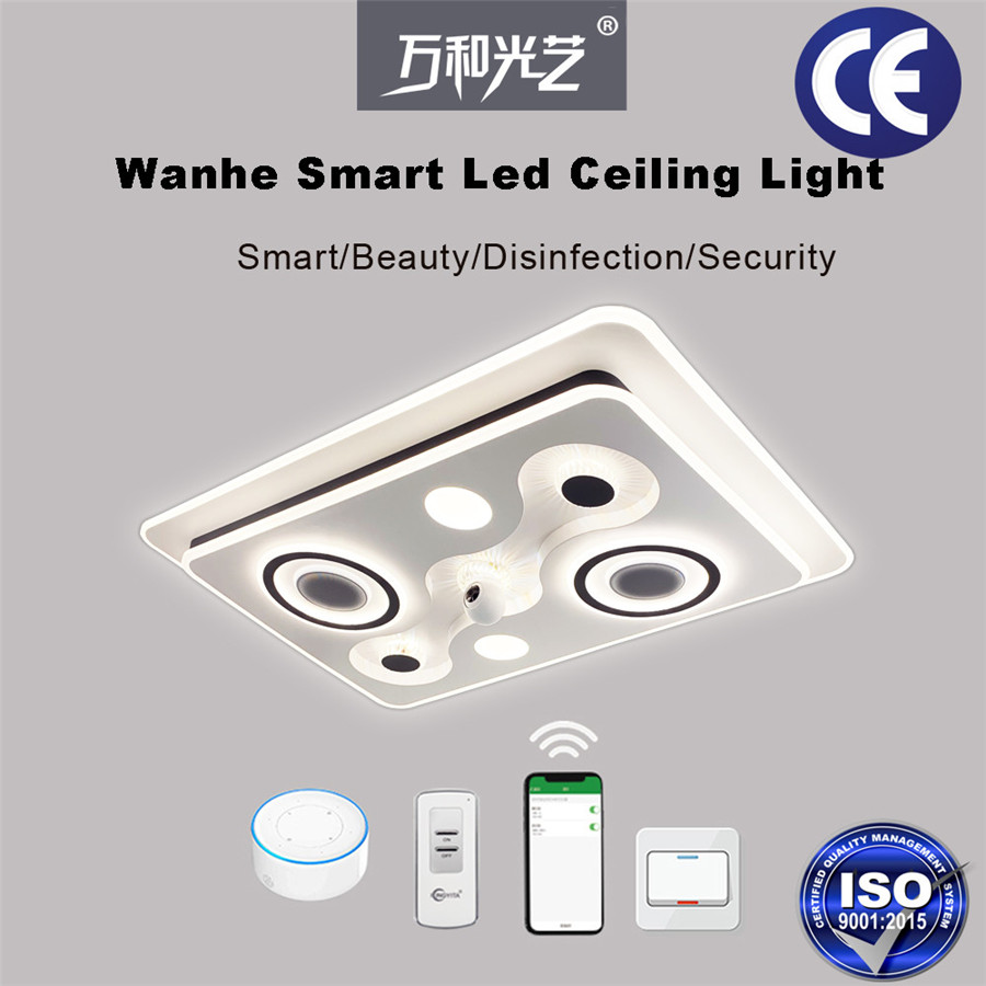 intelligent parlor ceiling light