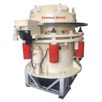 High Efficiency Hydraulic Cone Crusher