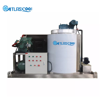 Industrial Flake Ice Making Machine