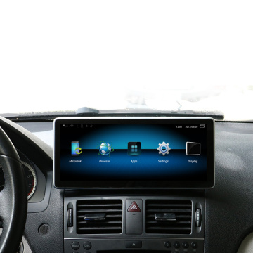 Multimedia For Mercedes C Class W204