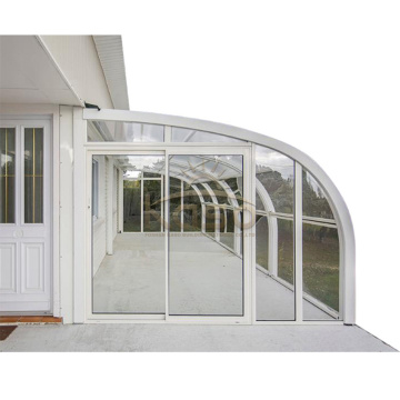Sunroom Aluminium Enclosure Air Dome Swimming Pool Cover
