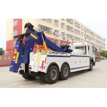 Brand New SINOHOWO 50tons Heavy Duty Towing Truck