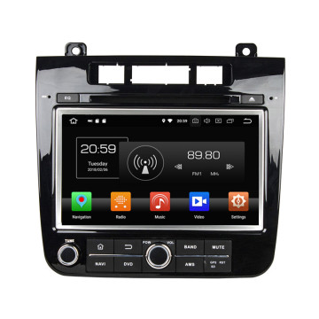 Android Multimedia bilstereo for TOUAREG 2011-2014