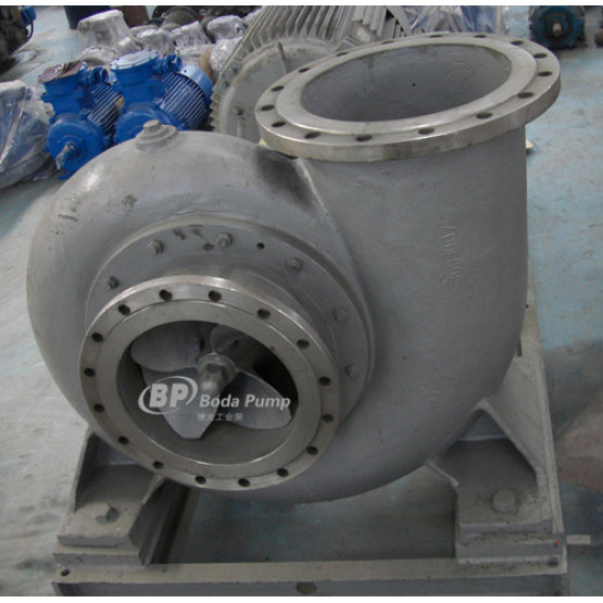 SP Chemical Mixed-flow Pump