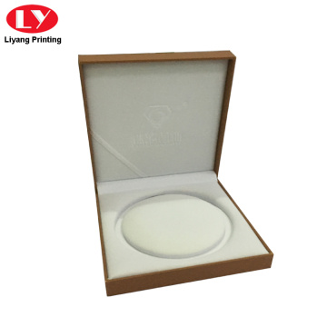 Bracelet Packaging PU Leather Jewelry Gift Box