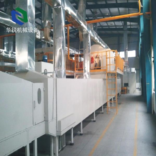 High-quality Durable Protective Automatic Teflon Non-stick Coating Production Line