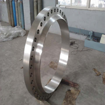 class 600 carbon steel forged lap joint flange