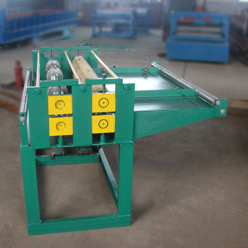 China suppliers feeding width 1200mm mini slitting line