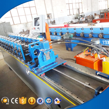 Galvanized steel sheet light steel trusses roll forming machine