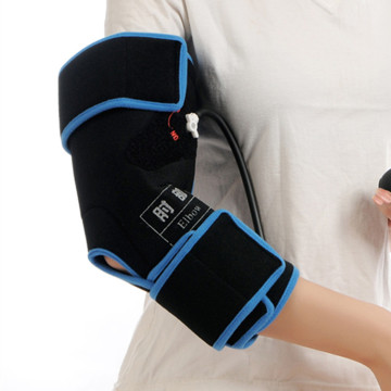 Physical therapy product cold compression therapy elbow wrap