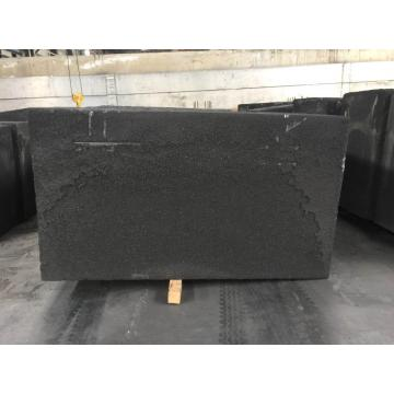 Semi-graphitic bottom cathode carbon block
