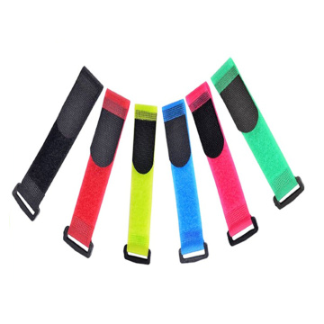 Colorful Hook Loop Fastening Tape