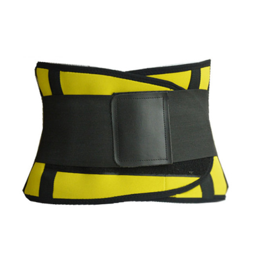 Waist support belt / exercise waist protection