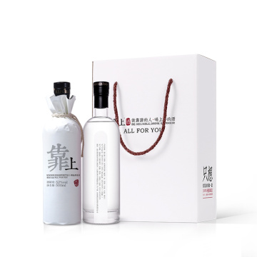 Chinese Alcohol Baijiu Content 52 Drink