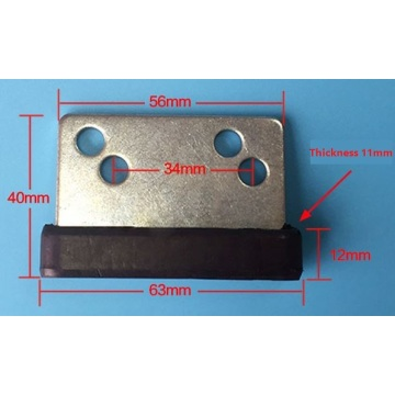 Door Gib Door Shoe for Mitsubishi Elevators