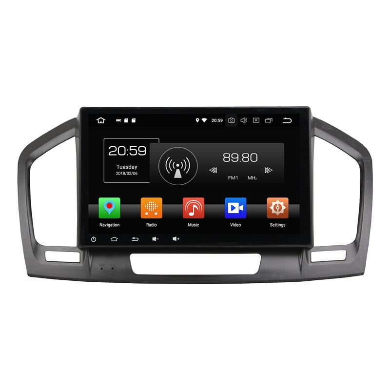 Cheap Car Multimedia Player of Insigina 2009-2012 (5)